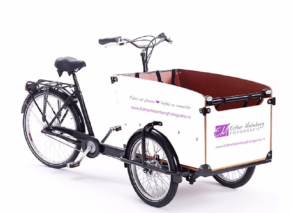 Bakfiets reclame – Esther Malmberg Fotografie