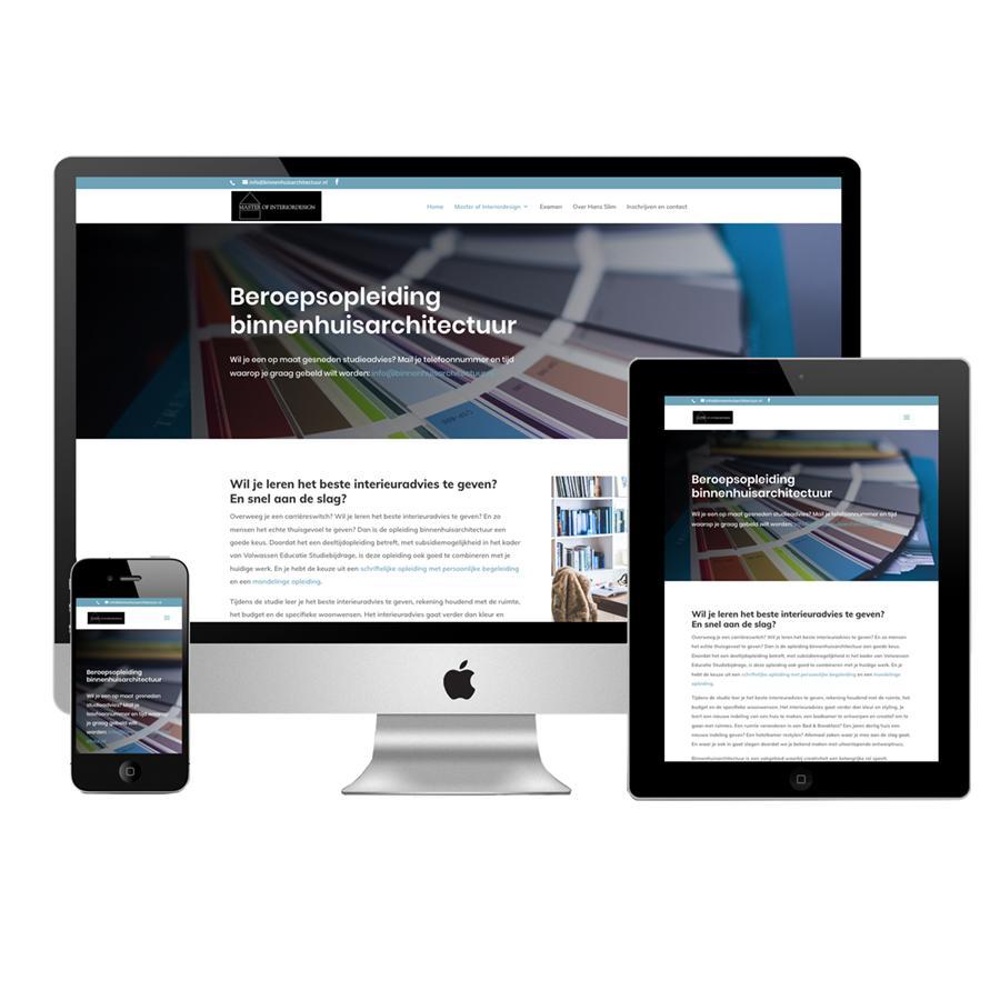 Nieuwe 'look & feel' website binnenhuisarchitectuur.nl