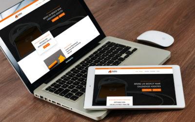 Webdesign DotWise.nl