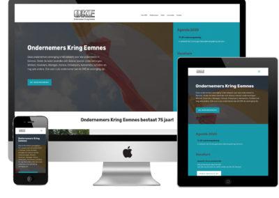 Website Ondernemerskring Eemnes